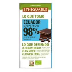 chocolatepuroecuadormada